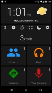 تصویر محیط Car dashdroid-Car infotainment Premium v2.3.5