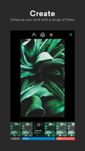 تصویر محیط EyeEm – Camera & Photo Filter v7.3.1 build 400485