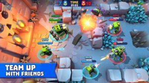 تصویر محیط Tanks A Lot! – Realtime Multiplayer Battle Arena v2.91