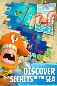 تصویر محیط Plunder Pirates v3.6.1 + data