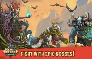 تصویر محیط King Of Defense: Battle Frontier v1.2.8