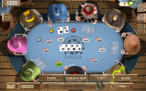 تصویر محیط Governor of Poker 2 – OFFLINE POKER GAME v3.0.14