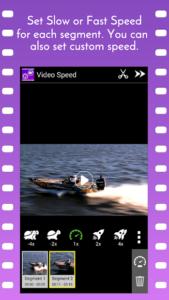 تصویر محیط Video Speed Slow Motion & Fast v1.78