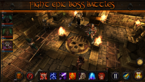 تصویر محیط Arcane Quest 3 v1.6.0 + data