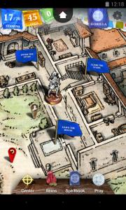 تصویر محیط Sorcery! 2 v1.3.8 build 5 + data