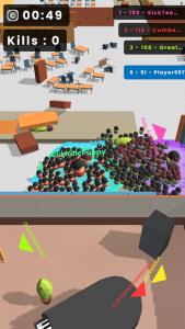 تصویر محیط Popular Wars v1.0.21