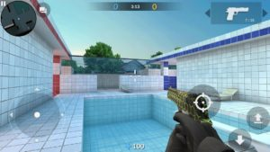 تصویر محیط Critical Strike CS: Counter Terrorist Online FPS v8.81