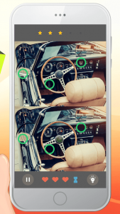تصویر محیط Find the Differences 500 levels v1.0.11