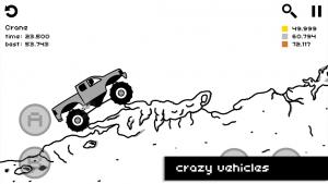 تصویر محیط Draw Rider Plus v9.3