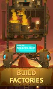 تصویر محیط Deep Town: Mining Factory v4.9.7