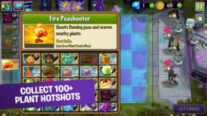 تصویر محیط Plants vs. Zombies 2 v8.8.1 + data