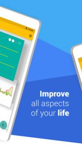 تصویر محیط Sleep as Android Full v20190208 build 21574
