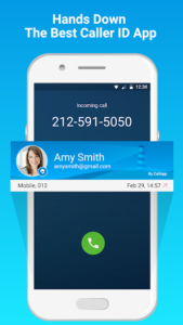 تصویر محیط CallApp: Caller ID, Call Blocker & Call Recorder v1.472