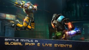 تصویر محیط Real Steel World Robot Boxing v50.50.115 + data