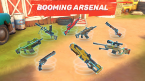 تصویر محیط Guns of Boom – Online Shooter v23.2.202