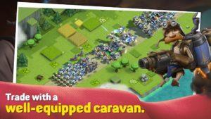 تصویر محیط Caravan War v3.0.3