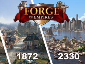 تصویر محیط Forge of Empires v1.165.0