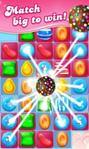 تصویر محیط Candy Crush Jelly Saga v2.51.6
