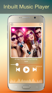 تصویر محیط Audio MP3 Cutter Mix Converter and Ringtone Maker v1.85