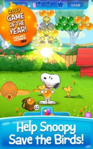 تصویر محیط Snoopy Pop – Free Match, Blast & Pop Bubble Game v1.59.503