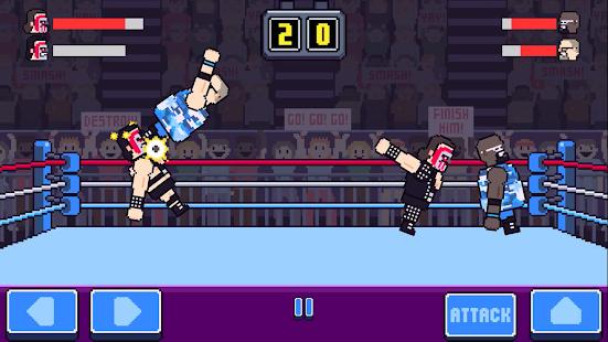 Rowdy Wrestling v1.1.0