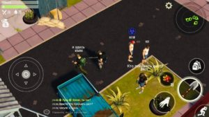 تصویر محیط Prey Day: Survival – Craft & Zombie v1.96 + data
