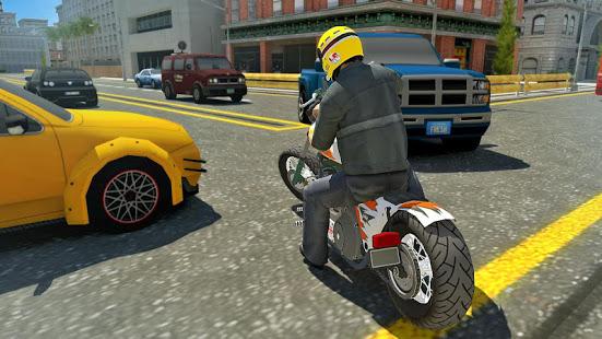 Moto Driving School v1.5