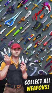 تصویر محیط Flippy Knife v1.9.2.5