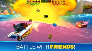 تصویر محیط Battle Bay v4.6.22540 + data