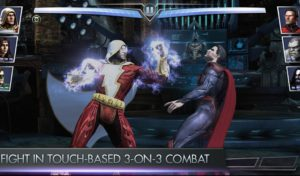 تصویر محیط Injustice: Gods Among Us v3.2 + data
