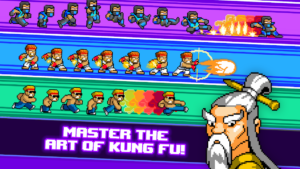تصویر محیط Kung Fu Z v1.9.5