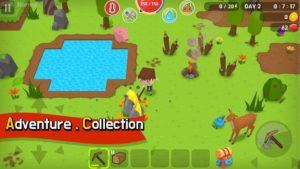 تصویر محیط Mine Survival v2.1.8
