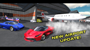 تصویر محیط Extreme Car Driving Simulator v5.3.0
