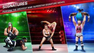 تصویر محیط WWE Mayhem v1.45.151 + data
