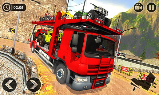 Vehicle Transporter Trailer Truck Game v1.2