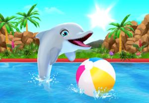 تصویر محیط My Dolphin Show v4.7.2