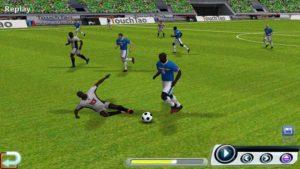 تصویر محیط World Soccer League v1.9.9.3