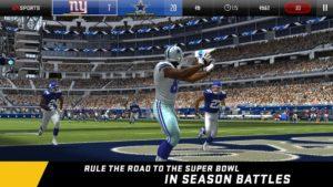 تصویر محیط Madden NFL Mobile Football v6.2.3
