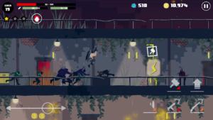 تصویر محیط Dead Rain : New zombie virus v1.5.95
