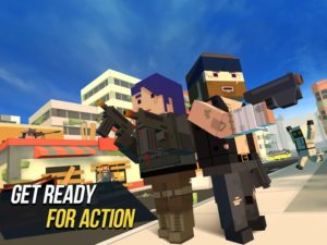 تصویر محیط Grand Battle Royale v3.4.0