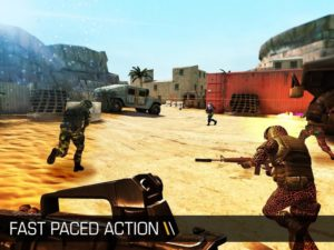 تصویر محیط Bullet Force v1.68.0 + data