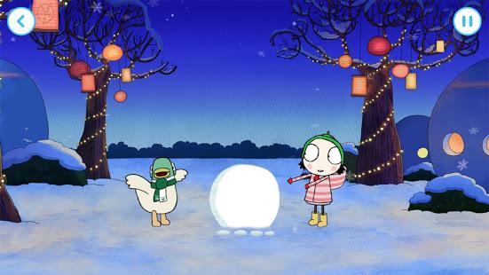 Sarah & Duck: Build a Snowman v1.1