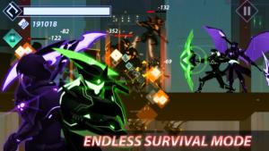 تصویر محیط Overdrive – Ninja Shadow Revenge v1.6.0