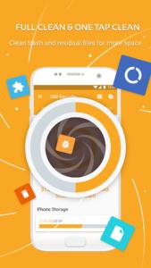 تصویر محیط 360 Security – Free Antivirus,Booster,Space Cleaner v5.6.9.4834