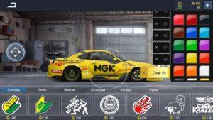 تصویر محیط Drag Racing: Streets v2.9.9 + data