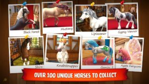تصویر محیط Horse Haven World Adventures v7.8.0 + data