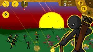 تصویر محیط Stick War: Legacy v1.11.7
