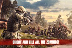 تصویر محیط Zombie Frontier 3: Sniper FPS v2.26