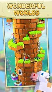 تصویر محیط Blocky Castle v1.15.0