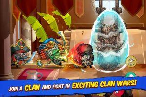 تصویر محیط Tiny Gladiators – Fighting Tournament v2.4.4